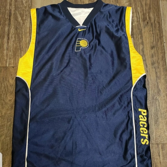 Nike Indiana Pacers Boys Reversible Jersey